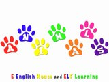 Learn Names of Animals - Animals Song By ELF Learning - ELF Kids Videos-2saepk