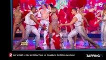 Shy'm ultra sexy en danseuse du Moulin Rouge pour le Sidaction, Twitter s'enflamme (Vidéo)