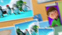Five Little Ducks | 3D Nursery Rhymes | Kids Songs | Childrens Music Video