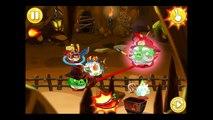 Angry Birds Epic: Nail Final Boss Cave 5, No Cheat No Hack No Help, Burning Plain 10 walkt