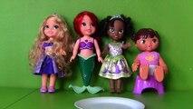 Disney Princess Aurora's Ice Cream Party! _ Toy Review _ Konas2002-o5nU