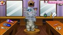 Baby games - Tom Cat Shavinh [FULL HD Tom Cat Shaving Talking Tom full Episode Game - baby