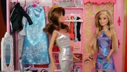 3. Барби дом Да потому что де де по из дом мечты замороженные Кристофф рассказ лифта дом кукла Барб