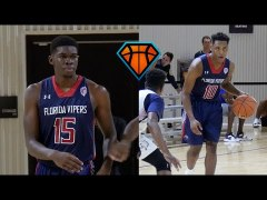 Darius Days Nik Bonitto Were A Dangerous 2018 Duo On The UAA