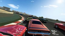 Dom goes drag racing dodge 69 charger rt {real racing 3 } by [by Firemonkeys Studio]