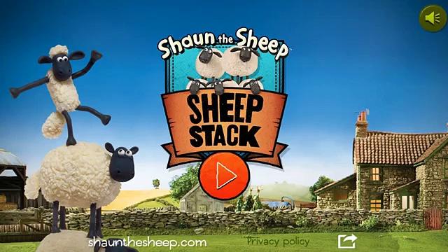 Sheep Stack – Shaun the Sheeps Latest Game
