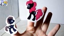 My Little Pony Finger Family Song MLP Mystery Minis Funko Education Song Kids Watch Elves