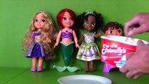 Disney Princess Aurora's Ice Cream Party! _ Toy Review _ Konas2002-o5nUILcaQ
