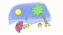 KARAOKE Summer Song - It's Summertime - ELF Learning-ji