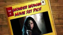 Wonder Woman movie - Behind the Scenes Pictures - June 2017 Gal Gadot Wonder Woman Behind