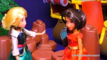 ELENA OF AVALOR Gets Kidnapped by CAPTAIN HOOK Adventure-0E-3OCm3