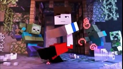 5 Best Funny Minecraft animation HD