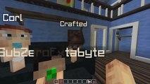 FNAF Whos Your Daddy - BABY ANIMATRONICS FIND A GUN?! (Minecraft FNAF Roleplay)