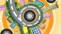 Canzoni per bambini e bimbi piccoli - Wheels on the Bus compilation - Italian Baby music s