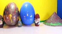 Giant DINOSAUR EGGS Surprise Toy Dinosaurs Jurassic World Toys, Volcano Egg, Dino Dig Videos-2