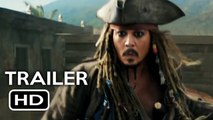 Pirates of the Caribbean 5 Trailer  (2017) Johnny Depp Movie HD