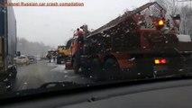 10 Accidents choquants Pris sur la caméra! ✦ Les accidents de la route e