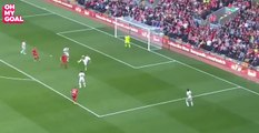 Le sublime but de Steven Gerrard contre le Real Madrid