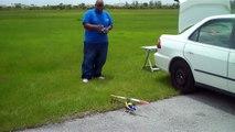 How not to fly a RC heli - T-rex 450 Crash http://BestDramaTv.Net
