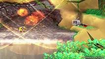Digimon Rumble Arena: Omnimon VS Imperialdramon (Paladin Mode)