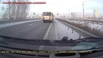 Russie accident de voiture ✦ accident de voiture russe ✦ conduite de voiture russe ✦ novembre p