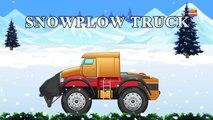 Transformers   Tree Relocation Truck   Robotic Truck   Snowplow Truck   Kids Video