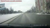 Russe Récapitulatif des accidents de voiture Janvier ✦ Russe Les accidents de la route ✦ semaine