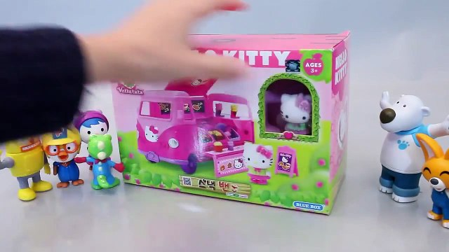 Kids Toy Babys Mundial de Juguetes & Hello Kitty Toys Doll & Hello Kitty Cars Pororo Toys