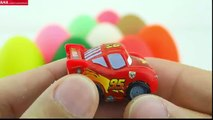 MANY PLAYDOH SURPRISE EGGS ! Masha and the bear Ninja Turtles McQueen Cars 2 Ice Age Frozen Toys