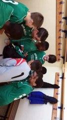 U13 B contre Gevrey Chambertin | Cri de la victoire 9-3