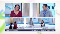 Tal ANAHORY et Françoise BONS  Conseillères régionale de la Région OCCITANIE