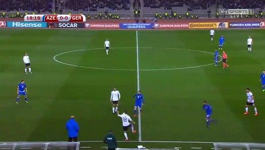 0-1 Andre Schurrle Goal 26.03.2017 HD