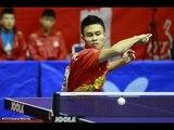 German Open 2014 Highlights: Jonathan Groth vs Zhou Qihao (Q.Group)