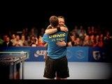 ITTF Legends Tour Highlights: Jan-Ove Waldner Vs Jean Michel Saive (FINAL)
