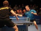 ITTF Legends Tour Highlights: Jan-Ove Waldner Vs Jorgen Persson (1/2 FINAL)
