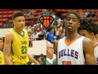 6'10 Collin Smith Leads Bolles Over Kevin Knox & Tampa Catholic!! | Bolles vs TC Recap
