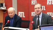 """François Baroin """"n'a pas botté en touche"""" dans sa défense de François Fillon"""