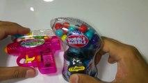 Dubble Bubble Gum Toy dispenser & Sweet Soaker Candy Filled
