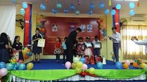 The English Action Song Competition 2016 _ Presenting the Prize for The winners(K1)