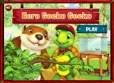 Franklin and Friends Game Video - Here Gecko Gecko Episode - TreehouseTV Kids Games