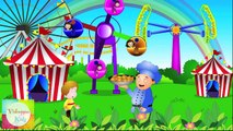 Simple Simon met a Pie man With Lyrics | Nursery Rhymes | Animated Songs for Children