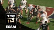 TOP 14 ‐ Essai Sevanaia GALALA (BRI) – Brive-Montpellier – J22 – Saison 2016/2017