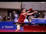 German Open 2013 Highlights: Wen Jia vs Lee Ho Ching (1/2 Final)