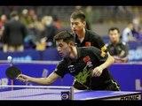 German Open 2013 Highlights: Zhang Jike/Zhou Yu vs Chiang Hung-Chieh/Huang Sheng-Sheng