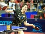 German Open 2014 Highlights: Jun Mizutani vs Zhou Qihao (Round Of 16)