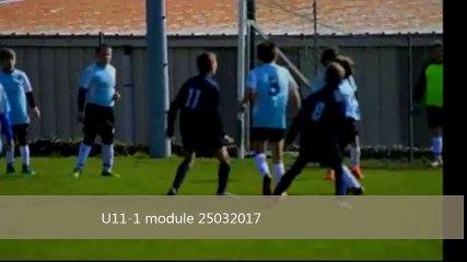 U11-1 MODULE 25032017