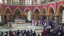 Cuarto Domingo de Cuaresma Iglesia Nuestra Señora de Fátima; Caballeros de la Virgen