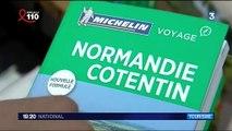 Guide Vert Michelin : trois étoiles pour la Baie du Mont Saint-Michel