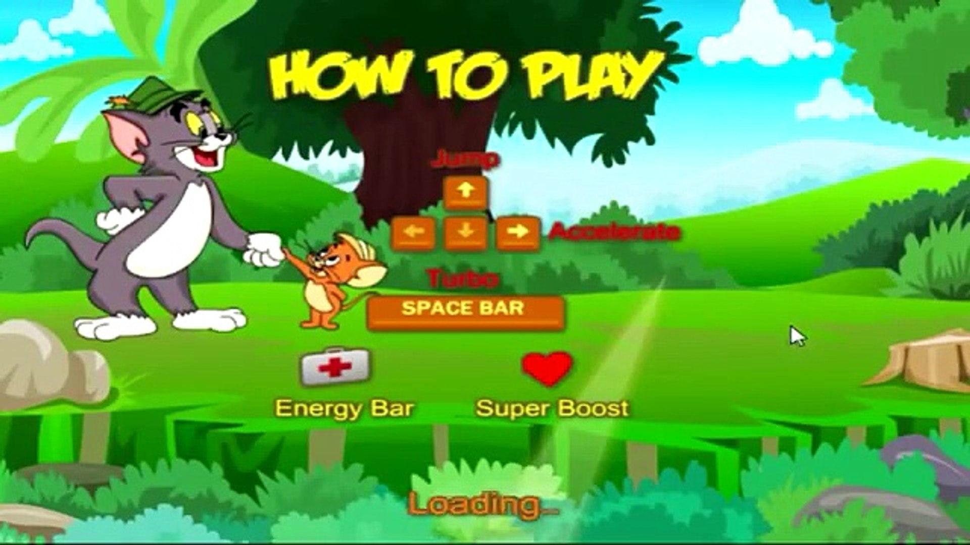 Том и Джерри Зеленая Долина веселые игры для детей HD