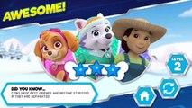 Nickelodeon | Paw Patrol - All-Star Pups: Food Drop [Nick Jr Best Game 4 Kids]